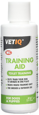 Dog Puppies Toilet Training Aid Animal Pet Supplies Indoor Outdoor Use 60ml New