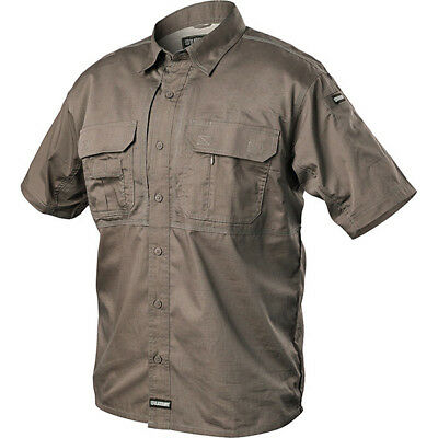 Blackhawk Tactical Pursuit Short Sleeve Shirt Fatigue XL BH-TS02FTXL