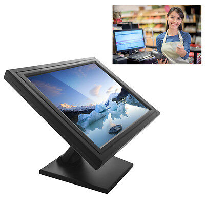 """TouchSystems 17"""" Touch Screen Monitor USB Monitore incl.Netzteil und Fuß Kiosk"""
