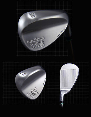 NEW 2017 BALDO STRONG LUCK Forged WEDGE HEAD