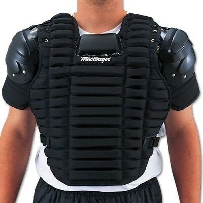 Umpire's Inside Chest Protector. MacGregor. Free Shipping