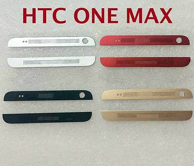 New Top and Bottom Front Replacement  Cover Housing For HTC one MAX