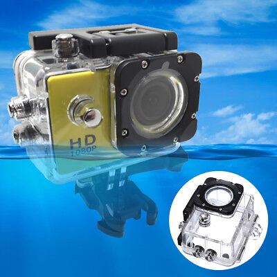Underwater Waterproof Protective Housing Case For SJ4000 Cube M10 Action Camera