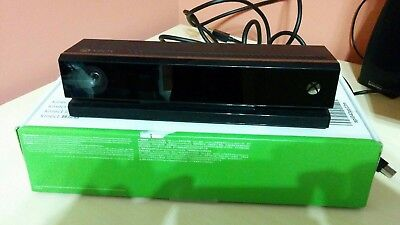 Microsoft Kinect with new Xbox one adapter