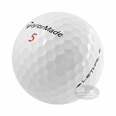 50 Taylormade Lethal  Balles De Golf Aaapearl Qualite'