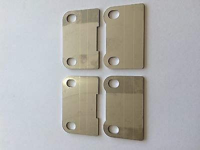 LandRover Defender 90 Security Door hinge tab , antitheft protection 90/110/130
