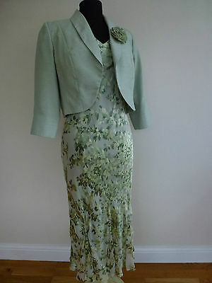 Bnwt Hudson & Onslow Dress Suit Mother Of The Bride/groom