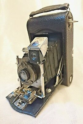 Old Vintage KODAK AUTOGRAPHIC  Folding Camera