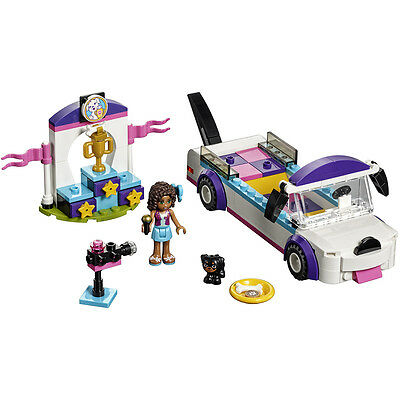 LEGO Friends Puppy Parade Play Set & Mini-Doll Figures (41301)