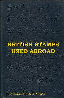 BRITISH STAMPS USED ABROAD Offices Postmarks Obliteration Numbers - CD