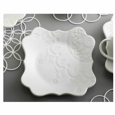 Rosanna Filigree Appetiser Plates- Set of 4