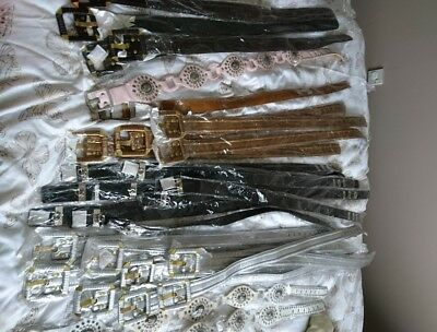 Job Lot of 29 belts brand new in wrapping