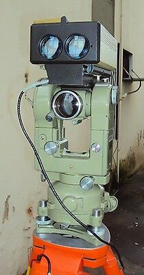 Wild Leica Distomat Di 3000 With Theodolite T2