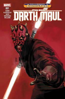 HCF 2017 DARTH MAUL #1 - LOWEST PRICE ONLINE!!!! $1.99!!!! + $1.99 Shipping!