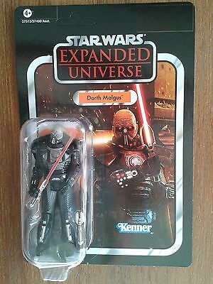 Star Wars Vintage Collection Darth Malgus VC96 MOC UNPUNCHED