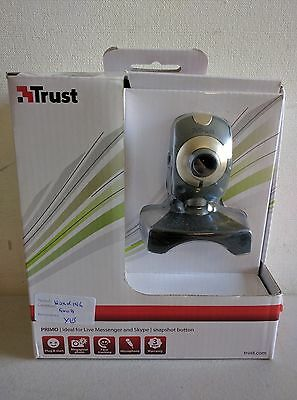 Trust Primo Webcam 640x480 2MP Built-in Microphone Plug & Play