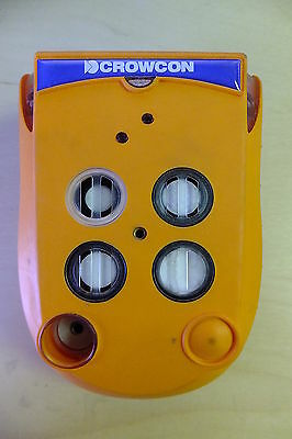 Crowcon Gas-Pro Gas Detector Unit Only Calibrated 08/04/2014