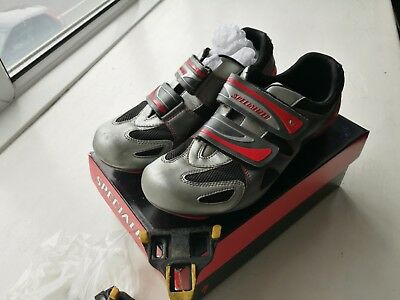 Specialized Comp Road Cycling Shoes Uk Size 9 Eu 43