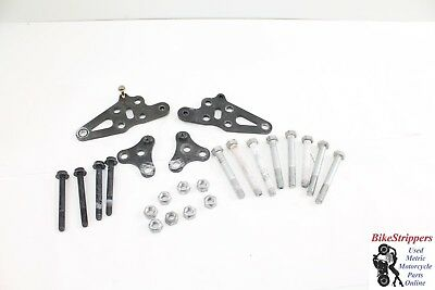15-17 Victory Magnum Engine Motor Mount Bolts and Brackets (OEM)