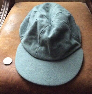 Cambridge Blue Sports Cap Cricket Rowing, By Foster London The County Cap Size6