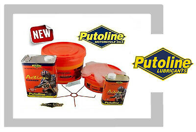 Putoline Action Cleaner Kit Complete Motorcycle / MX Foam Air Filter Service Set