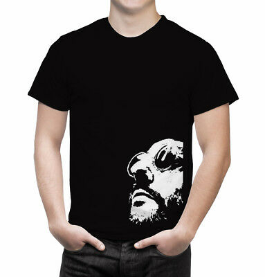 Leon The Professional Jean Reno Natalie Portman Movie T-Shirt
