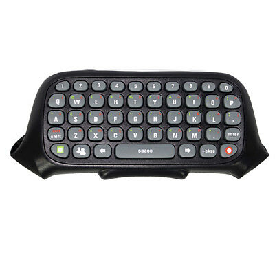1 Pcs XBOX360 Game Keyboard Controller 47 keys Chat Pad Wireless Controller