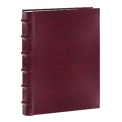 Pioneer Photo Albums Clb346bu Leather Bidirectional Album 4x6 3up 300 Photo New