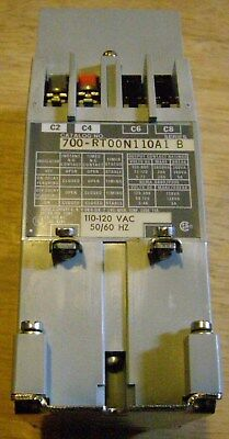 Allen Bradley Solid State Timer #700-RT00N110A1