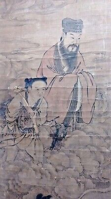 Chinese Antique Painting 18Th / 19Th Century