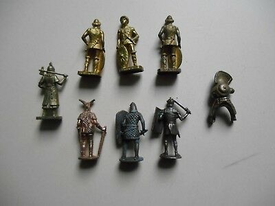 Kinder Petits Soldats Antiquites Metal