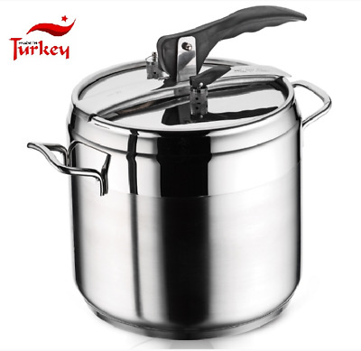 Pressure cooker 3.5L -17 liter Stainless steel Induction