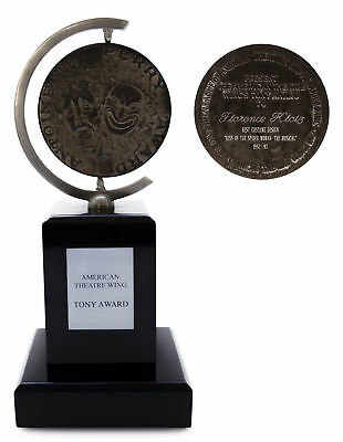 Tony Award for ''Kiss of the Spider Woman'' in 1993