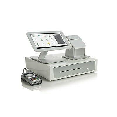 Clover POS Station Touchscreen Point Of Sale EMV Chip Ready  Apple Pay ~ New