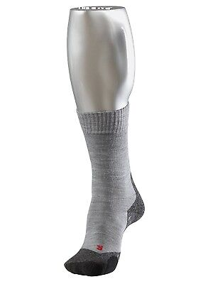 (8-9, Asphalt Mel) - Falke TK 2 Men's Trekking Socks. Best Price
