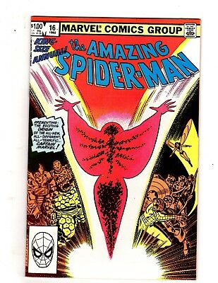 The Amazing Spider-Man King-Size Annual #16 (Marvel, 1982) High Grade
