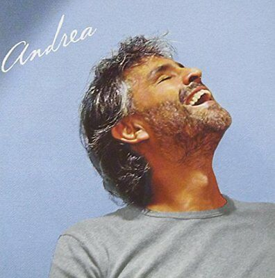 BOCELLI ANDREA - Andrea - CD - **BRAND NEW/STILL SEALED**