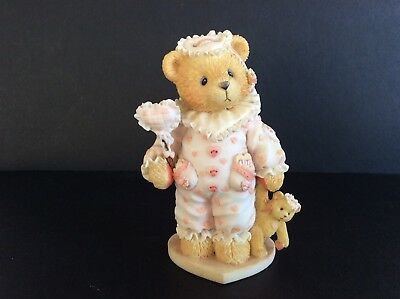 """Cherished Teddy Jilly """"Won't You Be My Sweetheart?""""1995 Excellent Condition"""