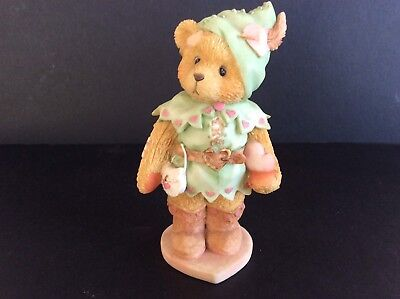 """Cherished Teddy Robin """"You Steal My Heart Away """"1995 Excellent Condition"""