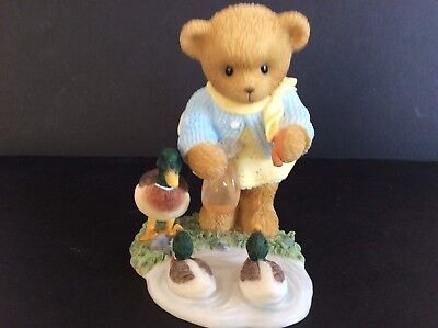 Cherished Teddy Cardyn 2007 Charter Symbol Of Membership. Excellent Condition