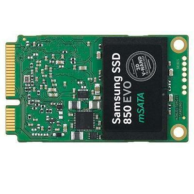 Samsung 850 Evo mSATA 1TB SSD Pulled up from T5 external