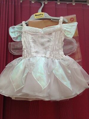 Baby girls Fairy fancy dress costume age 12-18 months