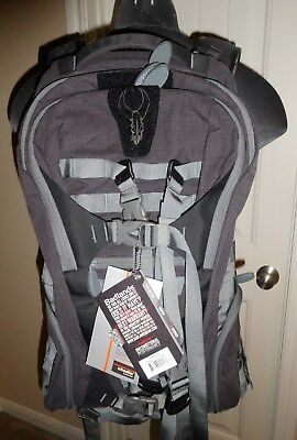 NEW WITH TAGS Badlands Tactical Rap-18 Pac, Gunmetal (Btrap18) BACK PACK