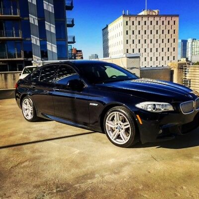 2011 BMW 5-Series M-Sport 2011 BMW 550i with 7yr/125k warranty!