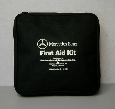 *Vintage Mercedes-Benz First Aid Kit Cotton Canvas Case(Case Only)*Never Used