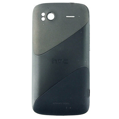 Htc Sensation 4G Battery Cover Back Door + Volume Button Used