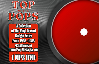 Budget Top Of The Pops 1968-1985 Complete Collection