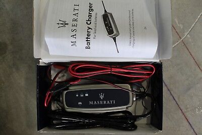 Maserati Battery Charger Oem Genuine
