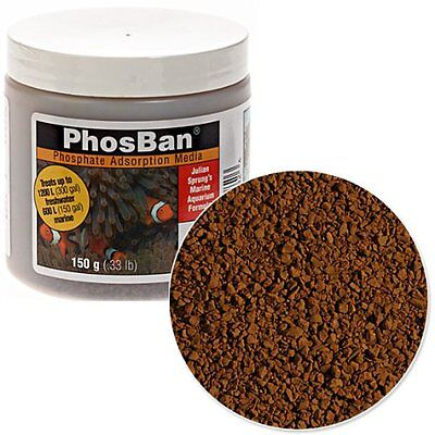 Two Little Fishies ATLPB2 Phosban 150gm NEW, Free Shipping