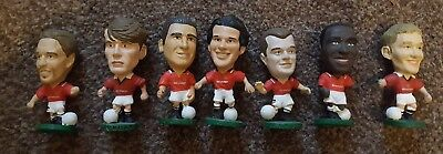 7 1990S Manchester United Corinthian Figures Listed L@@k